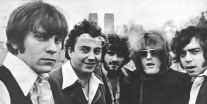 Tommy James and the Shondells, c. 1969