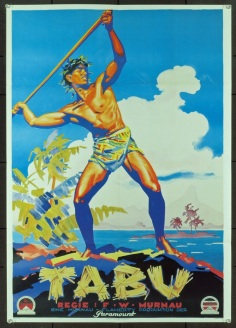 Tabu (1931) poster