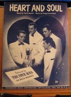 1952-Heart-and-Soul-Four Aces-sheet-1