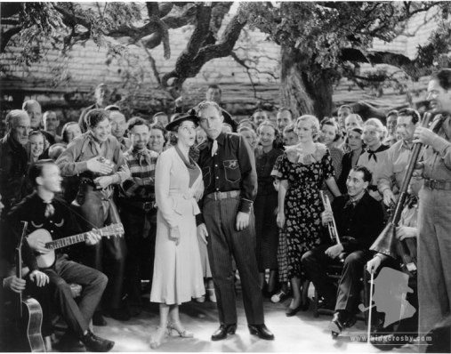 I'm an Old Cowhand number, Rhythm on the Range (1936)