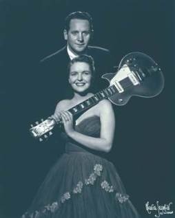 les-paul-mary-ford-c-1950