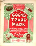 1898 The Coon's Trademark, Williams & Walker