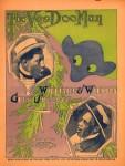 1901-Voo-Doo Man, Williams &Walker-1
