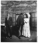 George Walker, Bert Williams, and Aida Overton Walker, date unknown
