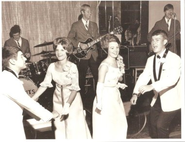 Tommy Burk and the Counts-Overton High School