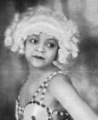 Florence Mills, Jungle Nights in Dixieland number-Dixie to Broadway, 1924 (2r)