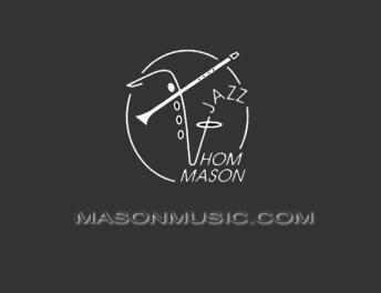 Thom Mason -- Mason Music logo