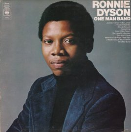 1973 One Man Band, Ronnie Dyson, Columbia KC 32211