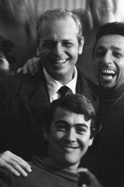 Dick Farney (gravata), Sérgio Mendes e Sérgio Ricardo, 1968