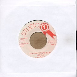 Just Don't Want to Be Lonely, Horace Andy, Studio One SO 0110, c. 1973