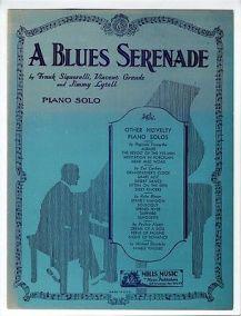 1926 A Blues Serenade (Signorelli, Grande, Lytell)