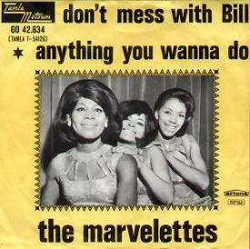 1966 Don't Mess With Bill, Marvelettes, Tamla Motown (Netherlands) GO 42.634