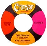 1967 Expressway to Your Heart (Gamble-Huff), Soul Survivors(CR-1010)-d50