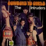 1968 Cowboys to Girls (LP)-Intruders, Gamble Records
