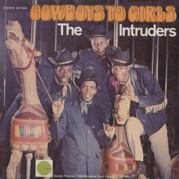 1968 Intruders, Cowboys to Girls LP