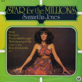 1974 Star For the Millions-Samantha Jones-(Benelux) Penny Farthing ‎6468 007