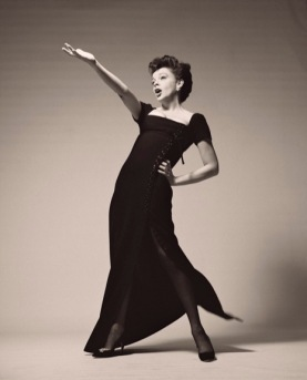 Judy Garland by Avedon