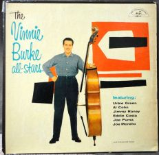 1957 Vinnie Burke All-Stars (LP)-hx49