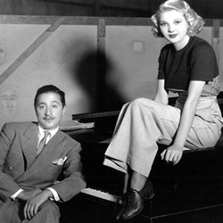 Harold Arlen and Anya Taranda