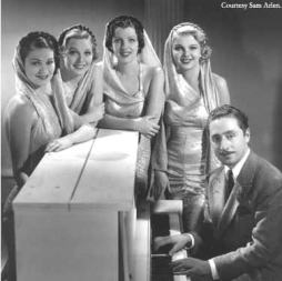 Harold Arlen with Anya Taranda and others-d10hx15