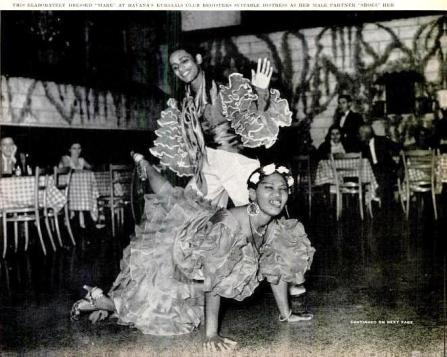 Rumba dancers perform Shoeing the Mare, LIFE Magazine, 4 April 1938, p.67 (3)-c1-hx15