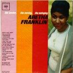 1962 Tender, Moving, Swingin-Aretha Franklin-Columbia CL 1876