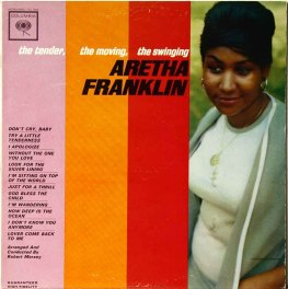 1962 Tender, Moving, Swingin-Aretha Franklin-Columbia CL 1876