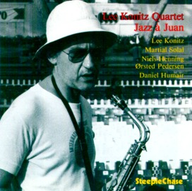 1974 Jazz à Juan -- Lee Konitz, live at Juan-les-Pins, Antibes, 26 July 1974