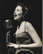 Barbara Lea 1956, by Bob Parent