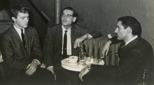Bill Evans Trio, Village Vanguard, 1961, by Steve Schapiro (3)a