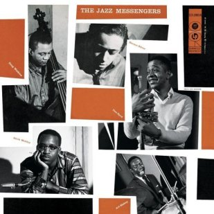 1956 The Jazz Messengers-Columbia CL 897