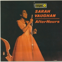 1961 After Hours-Sarah Vaughan-Roulette Records-R-52070