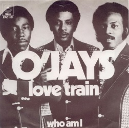1973 Love Train-O'Jays, Epic (NL) EPC 1181