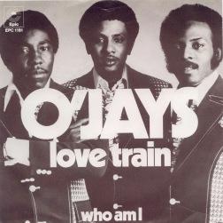 1973 Love Train-O'Jays, Epic (NL) EPC 1181