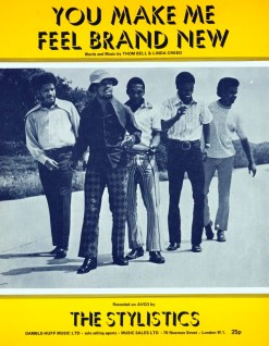 1973 You Make Me Feel Brand New-Stylistics