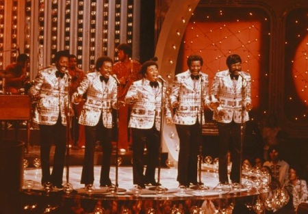 The Spinners On NBC