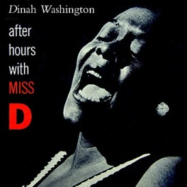 1954 After Hours with Miss D-Dinah Washington, EmArcy MG 36028