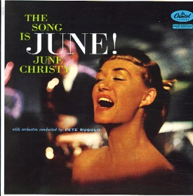 1958-The Song is June-June Christy, Capitol T1114, ST1114