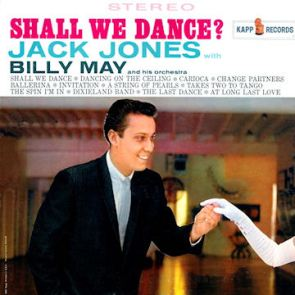 1961 Shall We Dance-Jack Jones, Kapp Records KS 3228 (Stereo)