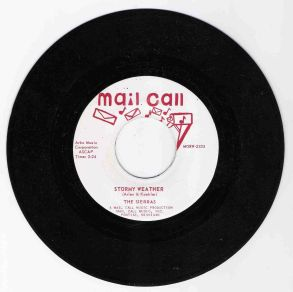 1963 Stormy Weather-Sierras-Mail Call 2333