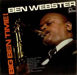 1967 Big Ben Time-Ben Webster Quartet-Fontana FJL316 (1)