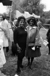 Carmen McRae and Sarah Vaughan-by Moneta Sleet, Jr., Stamford, Connecticut-1964 (1)