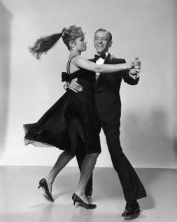 Fred Astaire and Barrie Chase 1