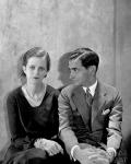 Irving Berlin and Ellin (Mackay) Berlin, 1930, by Cecil Beaton for Vanity Fair-1-d15
