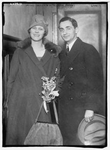 Irving Berlin and Ellin (Mackay) Berlin, dated 1-5-26, day after marriage (2a)