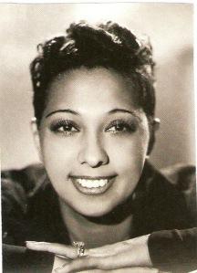 Josephine Baker radiant