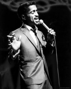 Sammy Davis, Jr. 1