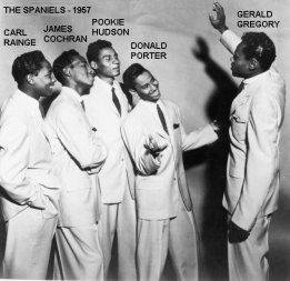 The Spaniels 1957 (1)