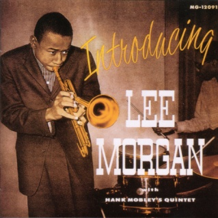 1956 Introducing Lee Morgan-Hank Mobley Quintet, Savoy Records MG 12091