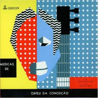1956 Músicas de Orfeu da Conceição, Odeon (Brazil) MODB 3056